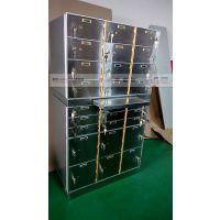 北京宾馆前台不锈钢贵重物品保险柜厂家批发、北京不锈钢贵重物品寄存箱定做