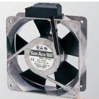 原装三洋SANYO 16051 100V 0.43/0.35A型号109-601散热风扇