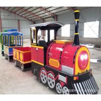 厂家直销托马斯小火车 儿童无轨观光托马斯小火车