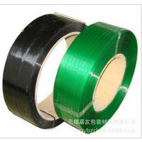 无锡塑钢带 pet塑钢带 可热熔或手动打包 厂家直销