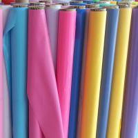 厂家直销 现货供应 PVC 0.8MM 彩色水晶光胶有色透明塑胶薄膜