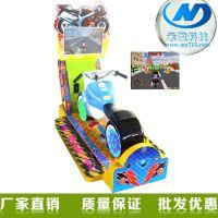 超级摩托赛车游戏机儿童豪华款大型电玩投币模拟赛车游戏机新款