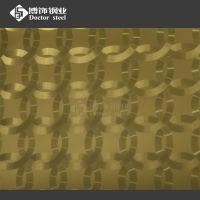201钛金不锈钢镜面板镭射加工厂家 踢脚线应用不锈钢材料生产厂家