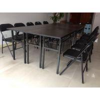 重庆九龙坡班台主管桌办公桌办公屏风沙发活动柜文件柜折叠桌会议桌办公椅班椅生产厂家