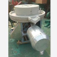 恒丰机械面粉细磨机 荞麦专用石磨机 枣庄杂粮专用石磨