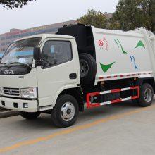 国五5吨8吨12吨后装式垃圾压缩车多少钱一辆