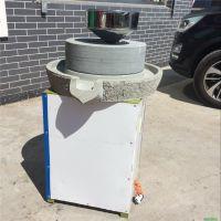 鼎信加工定制电动石磨 电动石磨豆浆机