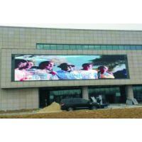 苏州捷新生产供应室外全彩LED显示屏/P10全彩/P8全彩电子显示屏 挂墙或镶嵌式安装
