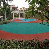 金湾幼儿园塑胶地垫 现浇epdm塑胶地垫 弹性橡胶地垫生产厂家
