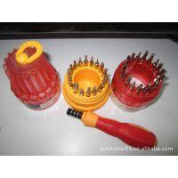 JS-6472   40合一组合螺丝刀  套装螺丝刀   圆形组合套装