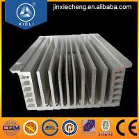 工业铝型材 铝合金 厂家生产铝质散热器 来图开模具加工生产
