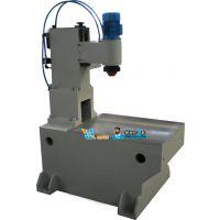 压力传感器铆接机,气液增压铆接机,数控压铆机,自动化铆接设备,埃瑞特旋铆机,YMJ-PLC