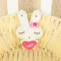 夏季批发 可爱小兔子韩版手机挂件毛绒玩具公仔玩偶礼品 招代理