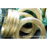 广东 国标H65黄铜线材,全硬H65黄铜柳钉线 出厂价出售