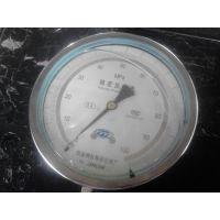 0.4级60MPA抗震高精密压力表
