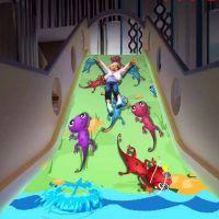 观度科技互动投影滑梯 儿童乐园3D互动滑梯