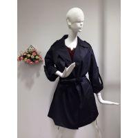 广州知名品牌女装亨格舒一手货源批发走份领导服装时尚的流行步伐