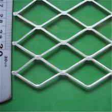 钢板网墙 镀锌钢板网规格 全自动菱形网