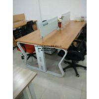 天津经理办公桌,型号BGZ234板式钢制办公桌 ,鸿信公司