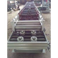 无极切断80-300C型钢压型设备 兴益房屋檩条设备