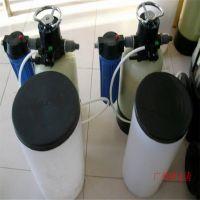 饮料厂水硬度高 用清又清软水设备去除水垢水碱 效果突出