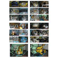 旋挖钻机液压泵马达维修