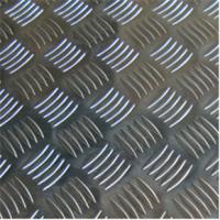 山东济南花纹铝板厂家加工1060/3003指针型/五条筋花纹铝板规格全