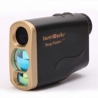 厂家直供 laserworks LW1000PRO升级版激光测距望远镜 6*21单筒手持激光测距仪