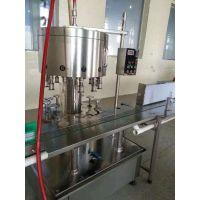 酒水全自动灌装机 全自动白酒高精度灌装设备