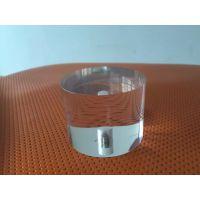 圆形塑料棒 亚克力有机玻璃棒柜脚