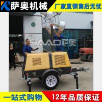 萨奥SZMT-1000B灯塔移动工程照明车