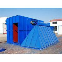 除尘设备CNMC型逆流脉冲反吹布袋除尘器华宁除尘器生产厂家