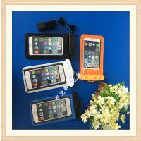 低价出售苹果6s手机防水袋 夏季旅行游泳冲浪手机包装袋 4色