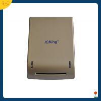 Q8-U300庆通ICKingIC卡读写器生产厂家二合一读卡器兼容明华W8