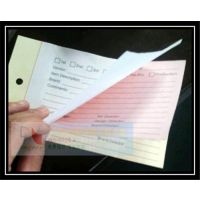 同熙100%木浆制纸(在线咨询)、送货单、送货单哪有