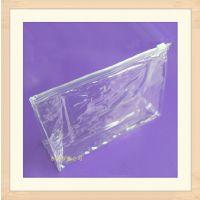 【佛山/中山/惠州】透明PVC拉链袋 厂家定制 透明立体拉链袋