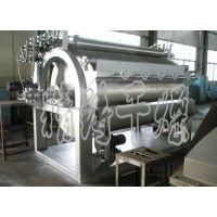 精铸干燥供应型号HG-600(单滚筒·双滚筒)转鼓滚筒刮板干燥机