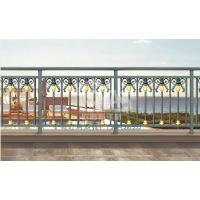 铝合金阳台安全护栏定制、铸铝别墅护栏厂家直销