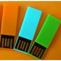 厂家批发 创意 塑胶夹子U盘 512gb 64G 刻字 免费设计定制 礼品
