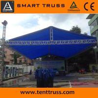 SMART TRUSS活动桁架 400mm铝合金truss架 婚庆桁架可租赁