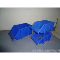 呼和浩特塑料零件盒全新PE物料盒济南德嘉供应组合式零件盒