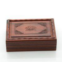 厂家直销玉石挂件红木盒子 玉器吊坠包装盒子88006181