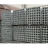 南京Q235B镀锌方管 矩形管 40*60 80*80 100*100 规格齐全