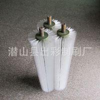 厂家直销 尼龙丝PVC板刷 条刷 圆盘刷  尼龙丝毛刷辊