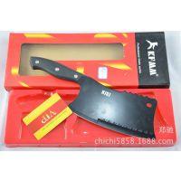 厂家热销优质德国黑金钨钢刀正宗黑金冰点钢刀促销中一件代发