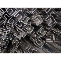 304不锈钢25.4单槽圆管 规格齐全厂家