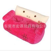 厂家直销 日本豆腐手机座 可爱手机座 定制创意毛绒玩具手机座粉