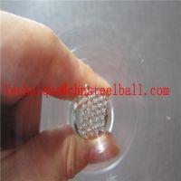 供应广东钢球厂硼砂材质磨砂玻璃球2.0mm,G100