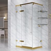 中山淋浴房厂家安全淋浴房凯立淋浴房供应简易淋浴房L51322