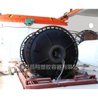 北京0.8吨塑料桶食品级全新料pe低密度聚乙烯昌翔容器